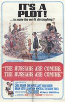 """The Russians Are Coming Russians Are Coming - 11"""" x 17"""""""