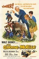 """The Mobile Gnome - 11"""" x 17"""""""
