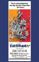 "The Flim Flam Man - 11"" x 17"""