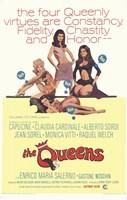 """The Queens - 11"""" x 17"""""""