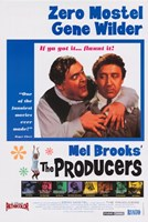 """The  Producers - 11"""" x 17"""""""