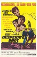 """The Desperate Ones - 11"""" x 17"""""""