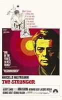 """The Stranger Marcello Mastoianni - 11"""" x 17"""""""