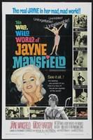 """Wild World of Jane Mansfield Wild - 11"""" x 17"""""""