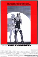 """The Damned - 11"""" x 17"""""""