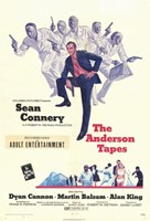 """The Anderson Tapes - 11"""" x 17"""""""