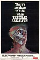 """The Dead Are Alive - 11"""" x 17"""""""