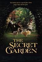 """The Secret Garden - 11"""" x 17"""""""
