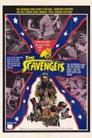 "The Scavengers - 11"" x 17"", FulcrumGallery.com brand"