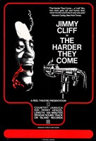 """The Harder They Come - Black - 11"""" x 17"""" - $15.49"""
