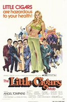 """The Little Cigars - 11"""" x 17"""""""