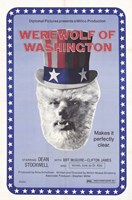 The Werewolf of Washington Framed Print