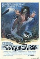 """The Deathhead Virgin - 11"""" x 17"""""""