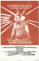 "The Gambler - 11"" x 17"""