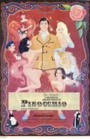 The Erotic Adventures of Pinocchio Fine Art Print