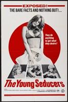 "The Young Seducers - 11"" x 17"", FulcrumGallery.com brand"