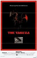 """The Yakuza - 11"""" x 17"""""""