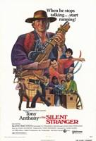 """The Silent Stranger - 11"""" x 17"""" - $15.49"""