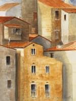 """Village of Pitiglione I by Lanie Loreth - 11"""" x 14"""""""