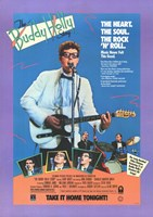 """The Buddy Holly Story Heart, Soul of Rock N Roll - 11"""" x 17"""" - $15.49"""