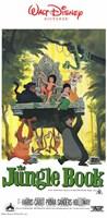 "The Jungle Book Walt Disney King Louie - 11"" x 17"", FulcrumGallery.com brand"