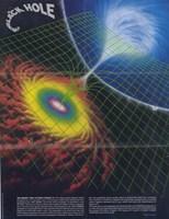 "The Black Hole 3 Dimensional Grid - 11"" x 17"" - $15.49"