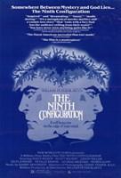 "The Ninth Configuration - 11"" x 17"" - $15.49"
