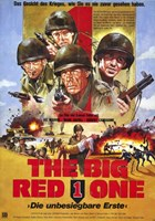 """The Big Red One - movie - 11"""" x 17"""""""