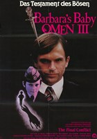 """The Omen: Final Conflict - 11"""" x 17"""""""