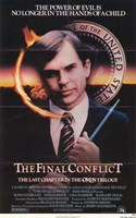 """The Omen: Final Conflict Last Chapter - 11"""" x 17"""""""