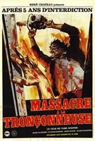 "The Texas Chainsaw Massacre - 11"" x 17"", FulcrumGallery.com brand"