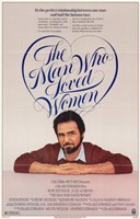 "The Man Who Loved Women Burt Reynolds - 11"" x 17"" - $15.49"