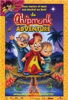 "The Chipmunk Adventure - 11"" x 17"", FulcrumGallery.com brand"