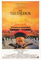 """The Last Emperor - 11"""" x 17"""""""