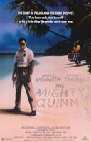 """The Mighty Quinn - 11"""" x 17"""", FulcrumGallery.com brand"""
