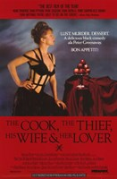"""the Thief His Wife and Her Lover - 11"""" x 17"""", FulcrumGallery.com brand"""