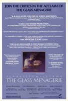 "The Glass Menagerie Critics Aclaim - 11"" x 17"""