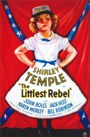 "The Littlest Rebel - 11"" x 17"""