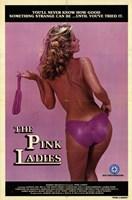 The Pink Ladies Fine Art Print