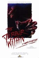 "The Terror Within - 11"" x 17"", FulcrumGallery.com brand"