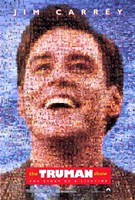 The Truman Show Jim Carrey Fine Art Print