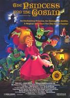 "The Princess and the Goblin - 11"" x 17"", FulcrumGallery.com brand"
