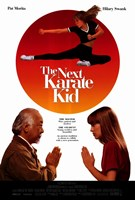 The Next Karate Kid Fine Art Print
