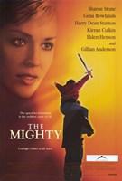 "The Mighty - 11"" x 17"", FulcrumGallery.com brand"
