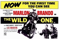 The Wild One - Marlon Brando Fine Art Print