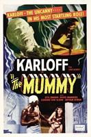 The Mummy Fine Art Print