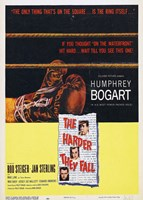 "The Harder They Fall - Humphrey Bogart - 11"" x 17"" - $15.49"
