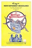 The Swingin' Stewardesses Fine Art Print