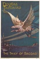 "The Thief of Bagdad 1924 - 11"" x 17"", FulcrumGallery.com brand"