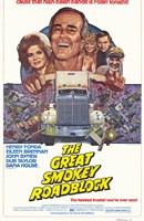 "The Great Smokey Roadblock - 11"" x 17"""